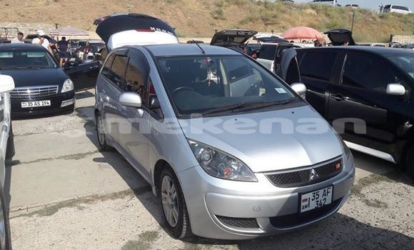 Buy Used Mitsubishi Colt Silver Car in Yerevan in Yerevan