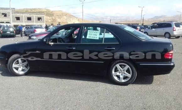 Buy Used Mercedes‒Benz C–Class Black Car in Yerevan in Yerevan