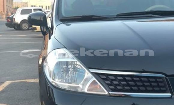 Buy Used Nissan Tiida Black Car in Yerevan in Yerevan