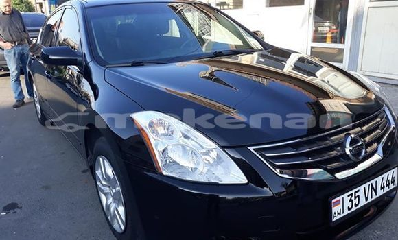 Buy Used Nissan Altima Black Car in Yerevan in Yerevan