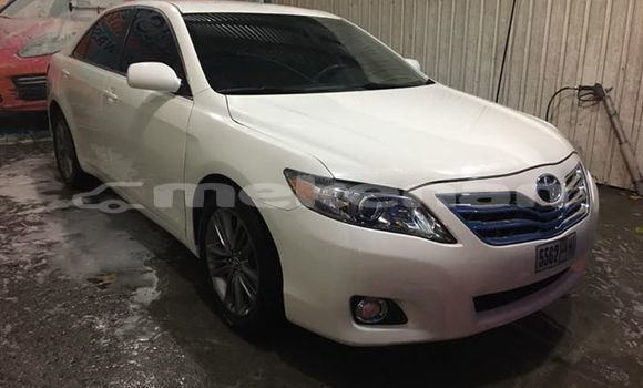 Buy Used Toyota Camry White Car in Yerevan in Yerevan