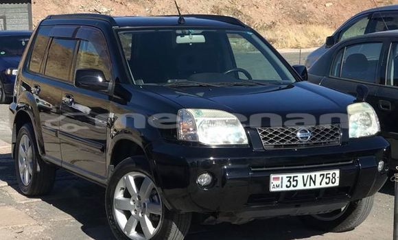 Buy Used Nissan X–Trail Black Car in Yerevan in Yerevan