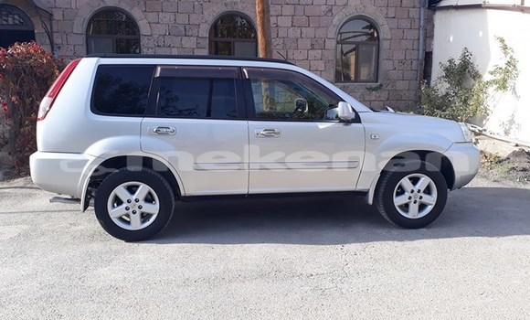 Buy Used Nissan X–Trail Silver Car in Yerevan in Yerevan
